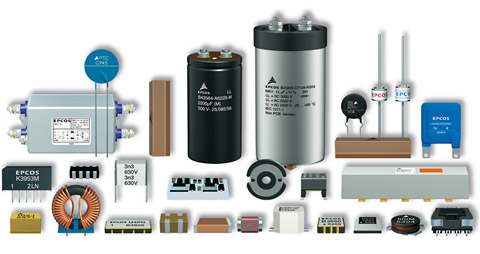 EPCOS - Electronic Components, Modules and Systems