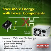 mWSaver™ Technology