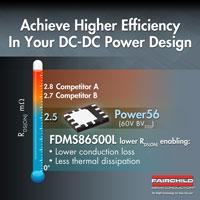 High Efficiency DC-DC Power Design