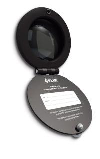 FLIR серии IRW. Окна для ИК-диагностики