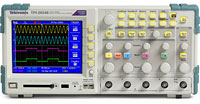 Цифровые запоминающие осциллографы серии TPS2000
