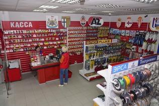 Магазин и оптовый отдел в Москве на Гиляровского, Магазин. Фото 5