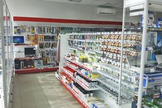 Магазин и оптовый отдел в Уфе. Фото 2