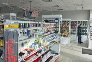 Магазин и оптовый отдел в Уфе. Фото 3