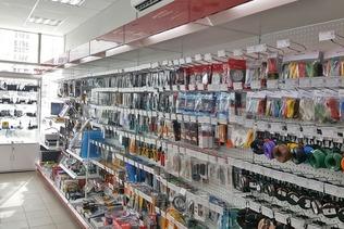 Магазин и оптовый отдел в Уфе. Фото 6