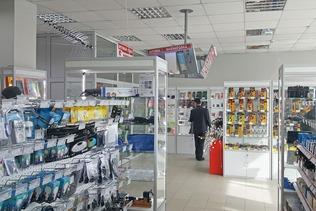 Магазин и оптовый отдел в Уфе. Фото 7