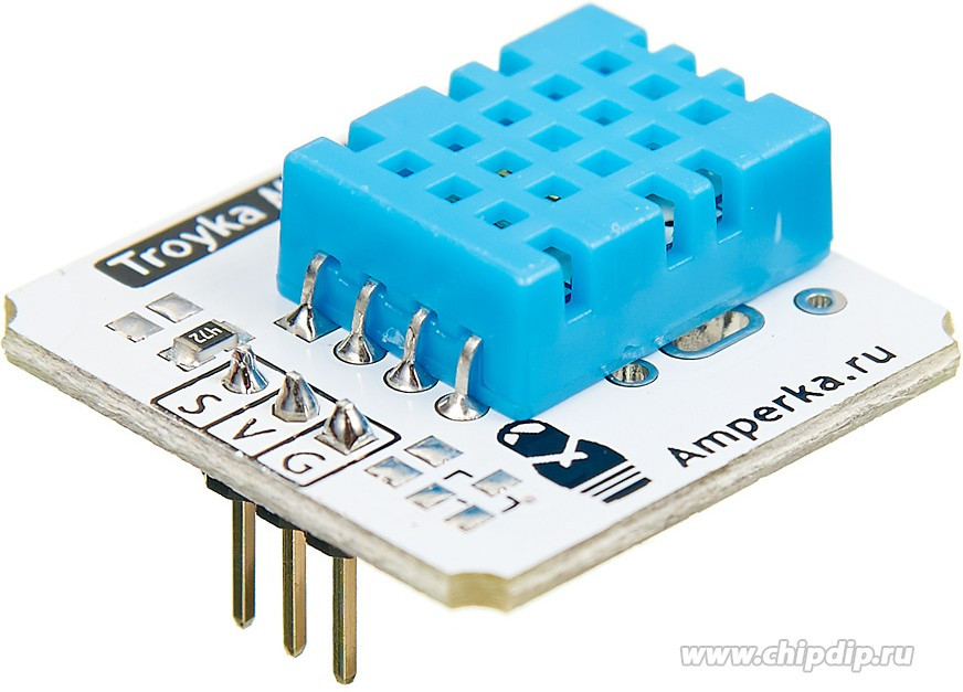 Troyka-Temperature Humidity Sensor DHT11