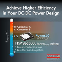 High Efficiency DC-DC Power Design