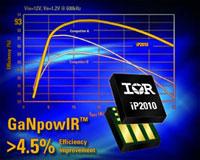 IR Revolutionary GaN-based Technology Platform, GaNpowIR