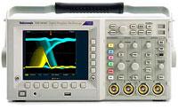 Цифровые запоминающие осциллографы серии TDS3000
