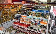 Chip & Dip Retail Store - Moscow, Gilyarovskogo st.