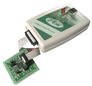 Аппаратный JTAG эмулятор JEM-ARM