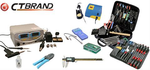 Инструмент и оборудование для электроники от CT-Brand