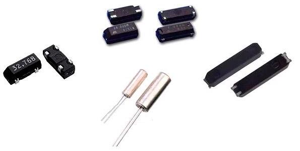Часовые кварцевые резонаторы 32768Гц