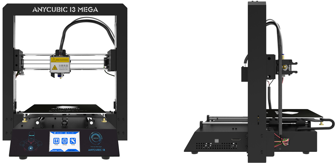 3D принтер Anycubic i3 Mega DIY Kit