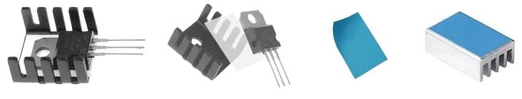 Теплопроводящие подложки 3M™ серии 8810