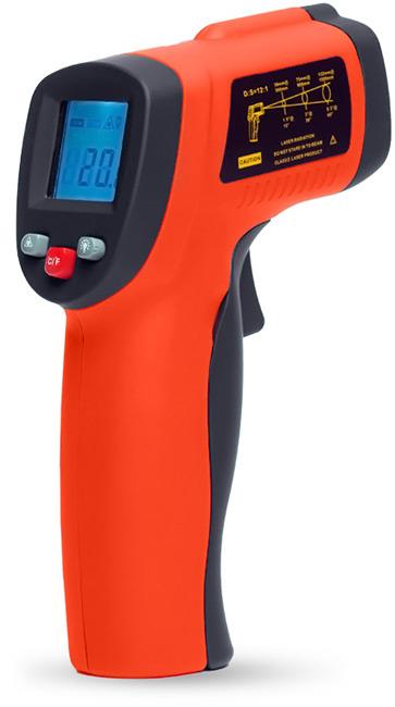 TemPro 300 – бесконтактный измеритель температуры, пирометр