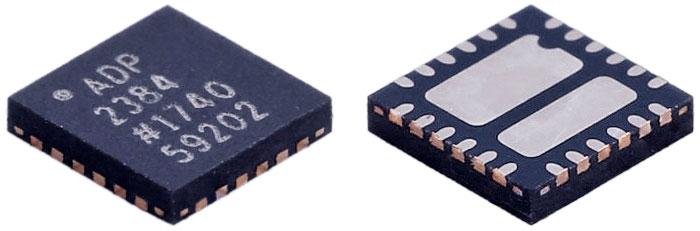 ADP2384 - синхронный понижающий DC-DC преобразователь напряжения отAnalogDevices