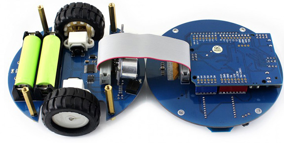 AlphaBot2-Ar Acce Pack - платформа для создания мобильного робота на базе Arduino