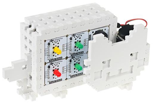 Корпус для быстрой сборки самоделок из Arduino - Structor-Slot Box (#Структор)