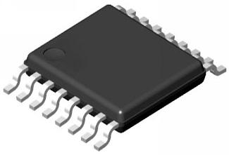 AD5260/AD5262 – цифровой потенциометр с низким ТКС и напряжением питанием до +15В от Analog Devices