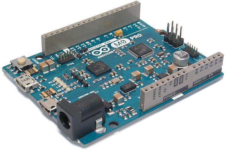 Arduino M0 Pro - программируемый контроллер на базе ATSAMD21G18