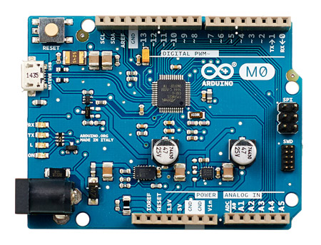 Arduino M0 - программируемый контроллер на базе ATSAMD21G18 (ARM Cortex M0)