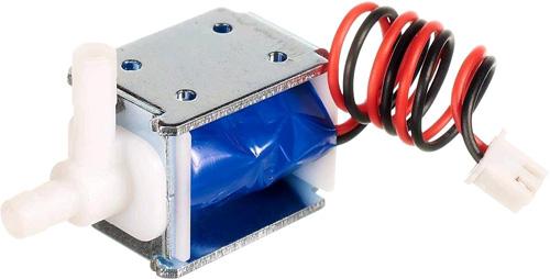 Электромагнитный водяной клапан для Arduino проектов (нормально закрытый)