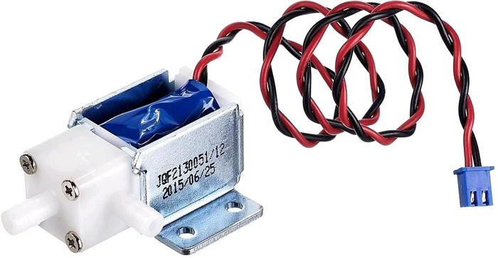 Электромагнитный водяной клапан для Arduino проектов (нормально открытый)