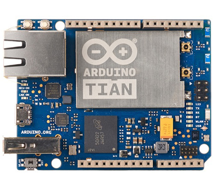 Arduino Tian - платформа для разработки IoT приложений
