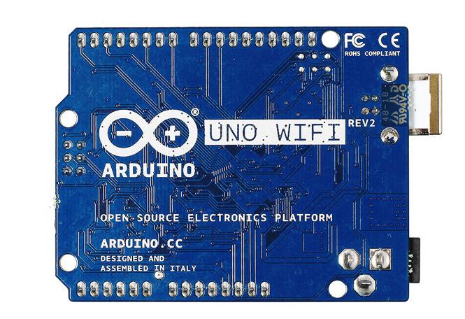 Новая ревизия программируемой платформы Arduino Uno Wi-Fi