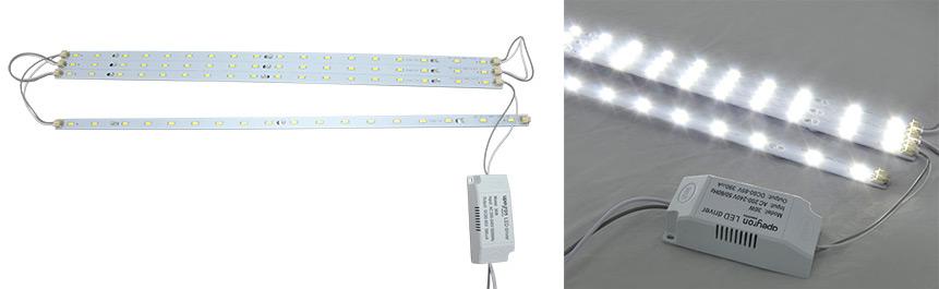 Светодиодный комплект Армстронг для потолочных светильников