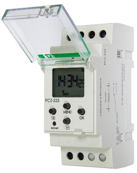 Астрономическое реле PCZ-525 NFC