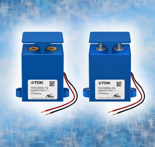 Высоковольтные контакторы постоянного тока B88269X отTDK