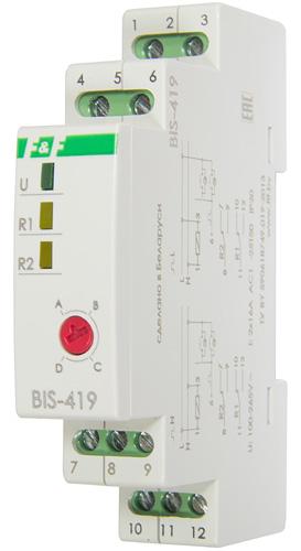 Многофункциональное импульсное реле BIS-419