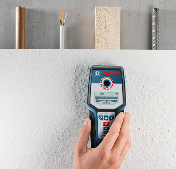 Профессиональный детектор Bosch Professional GMS120