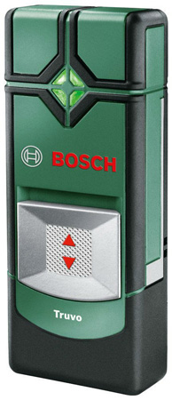 Bosch Truvo - детектор электропроводки и металлических объектов