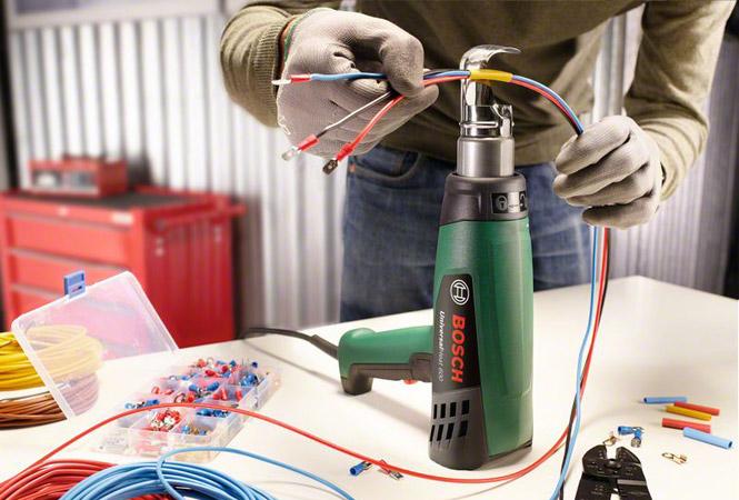 Универсальный фен Bosch UniversalHeat 600