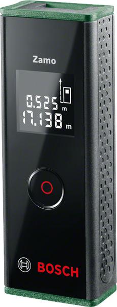 Bosch Zamo III - лазерный дальномер с расширяемой функциональностью