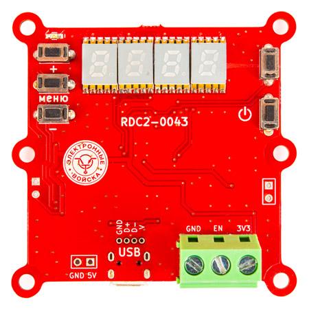 RDC2-0043, Регулятор температуры