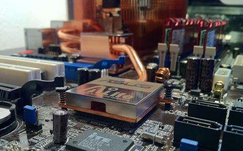 Прогноз рынка микропроцессоров вновь скорректировали