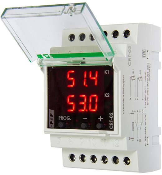 Цифровой регулятор температуры CRT-03