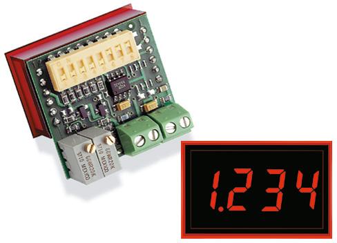Универсальный монитор управления технологическими процессами DMS-20PC-0/5-24RL-C