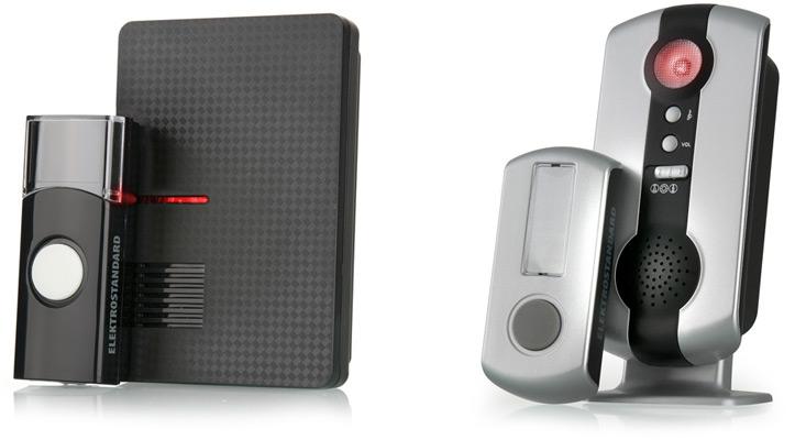 Беспроводные звонки Elektrostandard – современные устройства для связи и оповещения