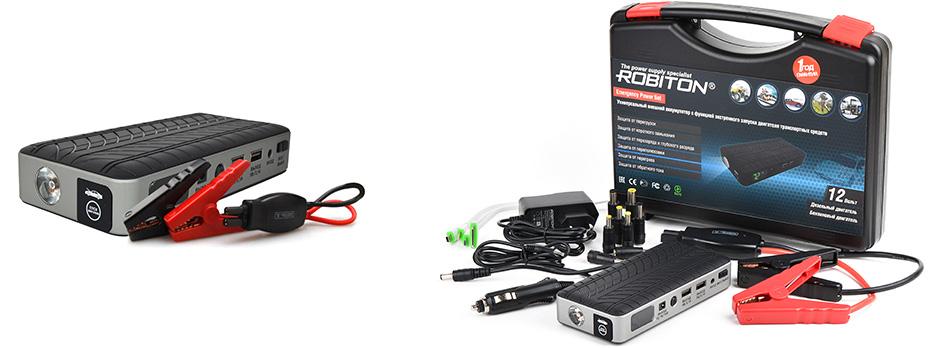 Emergency Power Set - мультизарядное устройство с функцией запуска двигателя