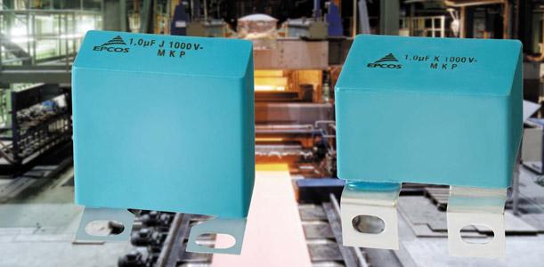 Снабберный конденсатор серии B32656S от EPCOS