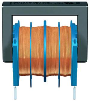 Дроссели с токовой компенсацией от Epcos серии B82731M