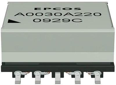 Трансформаторы с обратной связью от EPCOS серии B82802A