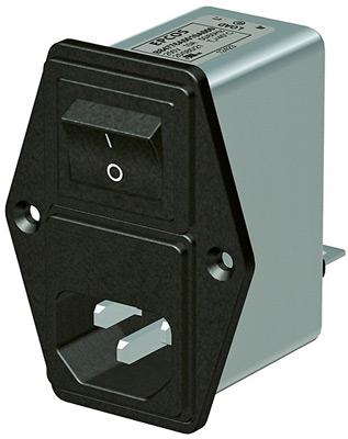 Сетевые фильтры подавления помех серии B84776 марки EPCOS