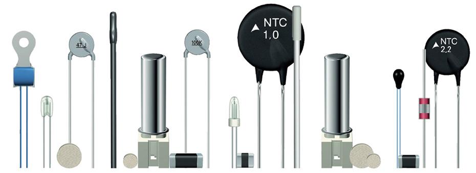 NTC-термисторы марки Epcos